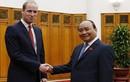 Thủ tướng Nguyễn Xuân Phúc tiếp Hoàng tử Anh tại Hà Nội