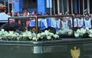 Người dân nghẹn ngào tiễn đưa lãnh tụ Fidel Castro về với đất mẹ
