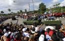 Tiễn đưa lãnh tụ Cuba Fidel Castro về nơi an nghỉ cuối cùng