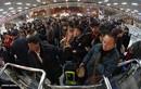Cảnh người dân Trung Quốc ùn ùn về quê ăn Tết