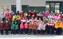 Lạ lùng ngôi trường có 28 cặp sinh đôi, sinh ba ở Trung Quốc