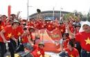 """CĐV Việt Nam """"hâm nóng"""" trận đấu U20 Việt Nam-U20 Honduras"""
