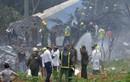 Hiện trường máy bay rơi ở Cuba, hơn 100 người chết