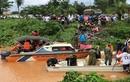 """Lực lượng cứu hộ quốc tế """"đổ xô"""" tới Lào sau vụ vỡ đập thủy điện"""