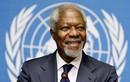 Cựu tổng thư ký LHQ Kofi Annan: Ra đi để lại thế giới tốt đẹp hơn
