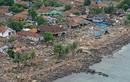"""Cảnh tượng như """"vùng chiến sự"""" sau thảm họa sóng thần Indonesia"""