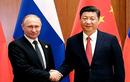 """Chủ tịch Tập Cận Bình: Tổng thống Putin là """"bạn tốt nhất"""""""