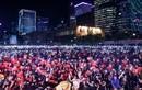 Biển người biểu tình ở Hong Kong trước G20