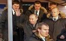 Hình ảnh Tổng thống Nga Putin ở Paris gây ngạc nhiên