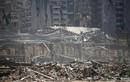 """Ảnh mới nhất thủ đô Beirut sau vụ nổ thảm họa, thiệt hại """"khủng"""""""