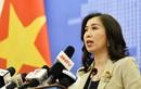 Việt Nam phản ứng việc Trung Quốc bắn tên lửa tại Biển Đông