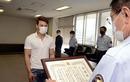 Thực tập sinh Việt Nam được khen vì cứu người ngã cầu ở Nhật