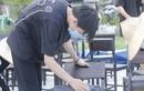 Đà Nẵng: Nhà hàng dọn dẹp chờ đón khách sau thời gian dài chống dịch