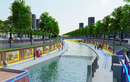 Cải tạo sông Tô Lịch thành công viên: JVE đang thổi phồng dự án?