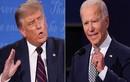 """Bầu cử Mỹ trước giờ """"G"""": Dự báo phiếu đại cử tri cho ông Trump-Biden"""
