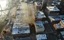 Hiện trường ôtô phát nổ giữa thành phố ở Mỹ ngày Giáng sinh