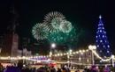 Ngỡ ngàng khoảnh khắc đón năm mới 2021 trái ngược trên thế giới