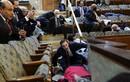 """Toàn cảnh vụ bạo loạn ở Điện Capitol trong """"ngày định đoạt"""""""