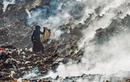 Cám cảnh cuộc sống dân nghèo Syria mưu sinh ở bãi rác