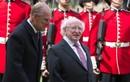 Hình ảnh Hoàng thân Philip bên các nhà lãnh đạo thế giới