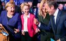 Khoảnh khắc hài hước hiếm thấy của các lãnh đạo thế giới