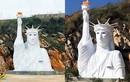 """Kiểm tra công trình tượng nữ thần tự do phiên bản """"đột biến"""" ở Sa Pa"""