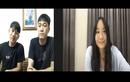 Xuân Trường giúp Minh Vương nói chuyện với con gái HLV Kiatisuk