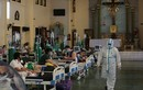Số ca Covid-19 ở Philippines tăng kỷ lục