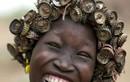 Thời trang từ phế thải cực độc của thổ dân ở Ethiopia