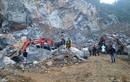 Đã có 4 người chết trong vụ sập mỏ đá ở Thanh Hóa