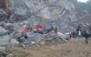 Mới nhất vụ sập mỏ đá: 7 người tử nạn