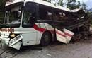 Nổ xe khách kinh hoàng ở Lào, nhiều người Việt tử vong