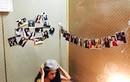 Sửng sốt phòng trọ chật chội của ái nữ đại gia bất động sản