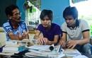 Ba cha con ở Sài Gòn cùng quyết tâm thi đại học