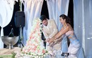 Hà Anh và chồng Tây quẩy thế nào sau đám cưới lạ trên bờ biển?