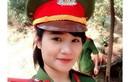 Ngắm nữ cảnh sát Hà Tĩnh xinh đẹp và tốt bụng
