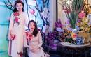 Ngỡ ngàng nhan sắc mẹ Hoa hậu, Á hậu chẳng hề kém cạnh con gái