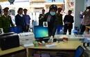 Dựng lại hiện trường vụ cướp Ngân hàng BIDV ở Huế