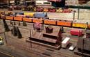 Video: Mô hình tàu hỏa như thật mất 5 năm mới hoàn thành