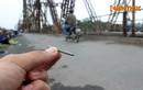 Đinh tặc hoành hành trên cầu Long Biên, Hà Nội