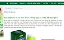 Quảng cáo TPCN Ancan như thuốc, công ty Triệu Sơn bị phạt nặng
