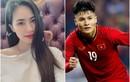 Hot girl Thảo Mi lên tiếng sau tin đồn yêu Quang Hải