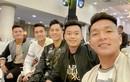 Dàn cầu thủ U23 Việt Nam háo hức về quê đón Tết