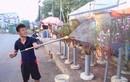 Vừa về, dàn cầu thủ U23 Việt Nam đã rủ nhau đi...bán đào Tết cực hài