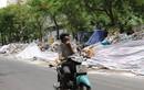 Bồi dưỡng cho công nhân môi trường thời gian bãi rác Nam Sơn bị chặn