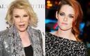 Kristen Stewart dọa kiện Joan Rivers vì bị bôi nhọ danh dự