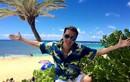 Mr Đàm thư thái ở Hawaii sau vụ dằn mặt Quang Lê