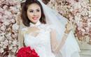 Diễn viên Vân Trang xinh đẹp trong trang phục cô dâu