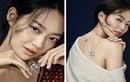 Ảnh gợi cảm của Shin Min Ah trên tạp chí Elle