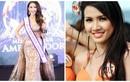 Hình ảnh Phan Thị Mơ từng đi thi Hoa hậu Việt Nam 2012